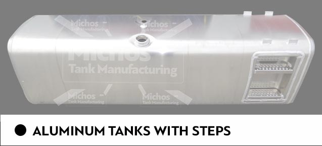 aluminium tanks fuel tanks michos tanks